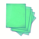 Green Premium Wafer Paper 100 pk