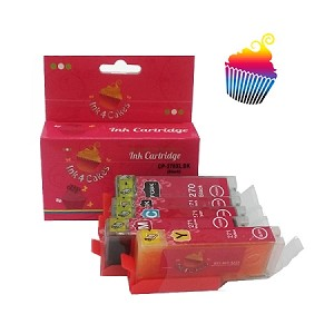Canon Edible Ink Cartridges set 270/271XL