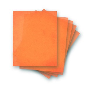 Orange Premium Wafer Paper 100pk