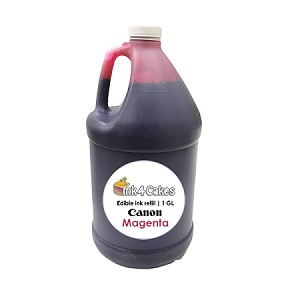 Magenta edible ink refill for CANON printers | 1 GL