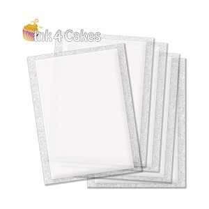 FlexFrost - Fabric Icing sheets 20 pack